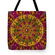 Orient Sun In Fantasy Style Tote Bag