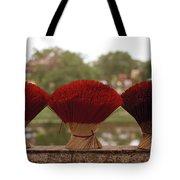 Oriental Hue Tote Bag