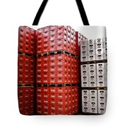 Original Budweiser Shipping Out Tote Bag by Kirsten Giving