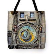 Orloj - Prague Astronomical Clock Tote Bag