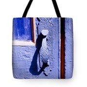 Ornate Door Handle Tote Bag