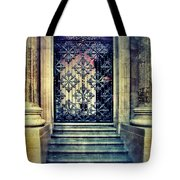 Ornate Entrance Gate Tote Bag