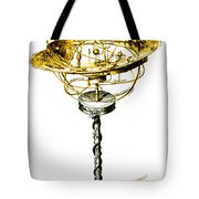 Orrery Illustration Tote Bag by Science Source