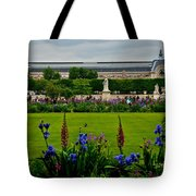 Orsay From The Tuileries Tote Bag