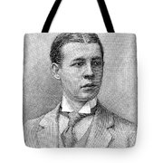 O.s. Campbell, 1891 Tote Bag