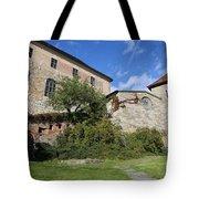 Oslo Castle - Akershus Tote Bag
