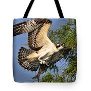 Osprey Flight Tote Bag