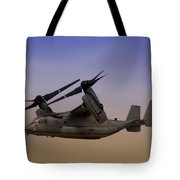 Osprey In Flight II Tote Bag