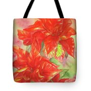 Other Poinsettia Tote Bag