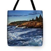 Otter Cliffs Tote Bag