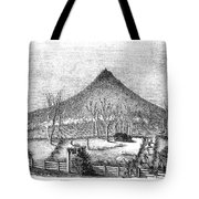 Otter Mountain, Virginia Tote Bag