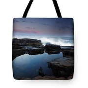 Otter Point Reflections II Tote Bag