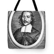 Otto Von Guericke (1602-1686) Tote Bag