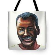 Oumar Souleymane Cisse Tote Bag