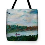 Our Amazing Lake Tote Bag