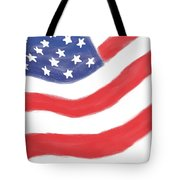 Our Flag Tote Bag