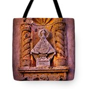 Our Lady Of Good Success At The Chapel In Tlaquepaque Tote Bag