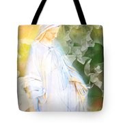 Our Lady Of Nature Tote Bag