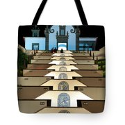 Our Lady Of Peace Chapel  Tote Bag