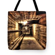 Our Lady Queen Of Angels Tunnels Detroit Mi Tote Bag