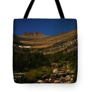 Our Mountains Tote Bag