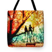 Our Spot Tote Bag