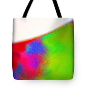 Our Words Have Color And Energy Tote Bag