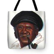 Ousmane Sembene Tote Bag
