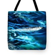 Out Fishing  Tote Bag