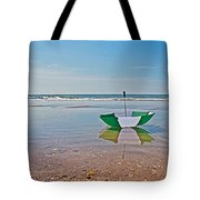 Out For A Stroll Tote Bag by Betsy Knapp