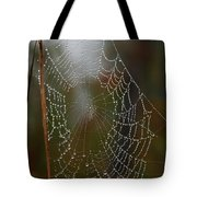 Out In The Morning Dew Tote Bag