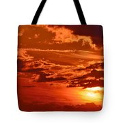 Out My Door Tote Bag