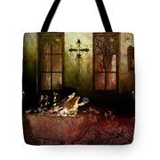 Out Of The Box II Tote Bag