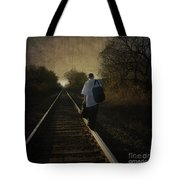 Out Of The Darkness Tote Bag by Betty LaRue