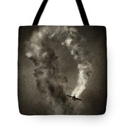 Out Of The Loop Tote Bag