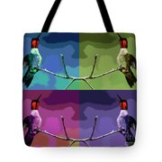 Out On A Limb - Serigraph Tote Bag