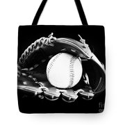 Out To The Ball Park Tote Bag