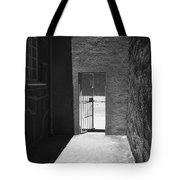Outdoor Walkway Tote Bag