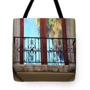 Outer Reflection Tote Bag