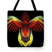 Outstreched Wings Tote Bag
