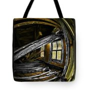 Over Aged Tote Bag