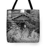 Over Grown And Forgotten Tote Bag