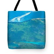 Over The Bend Tote Bag