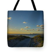 Over The Dune Tote Bag