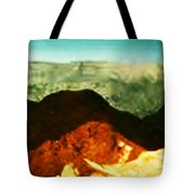 Over The Hills We Go Tote Bag