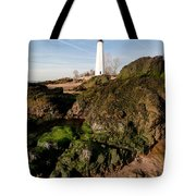 Over The Jetty Tote Bag