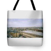Looking Over Paris Tote Bag