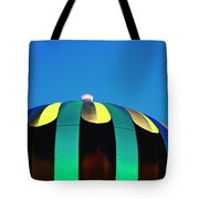 Overdone Blue Tote Bag