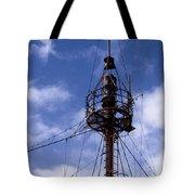 Overfalls Light Station Tote Bag