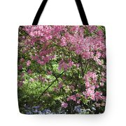 Overgrown Natural Beauty Tote Bag